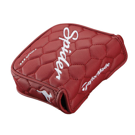 Spider Tour Red Headcover