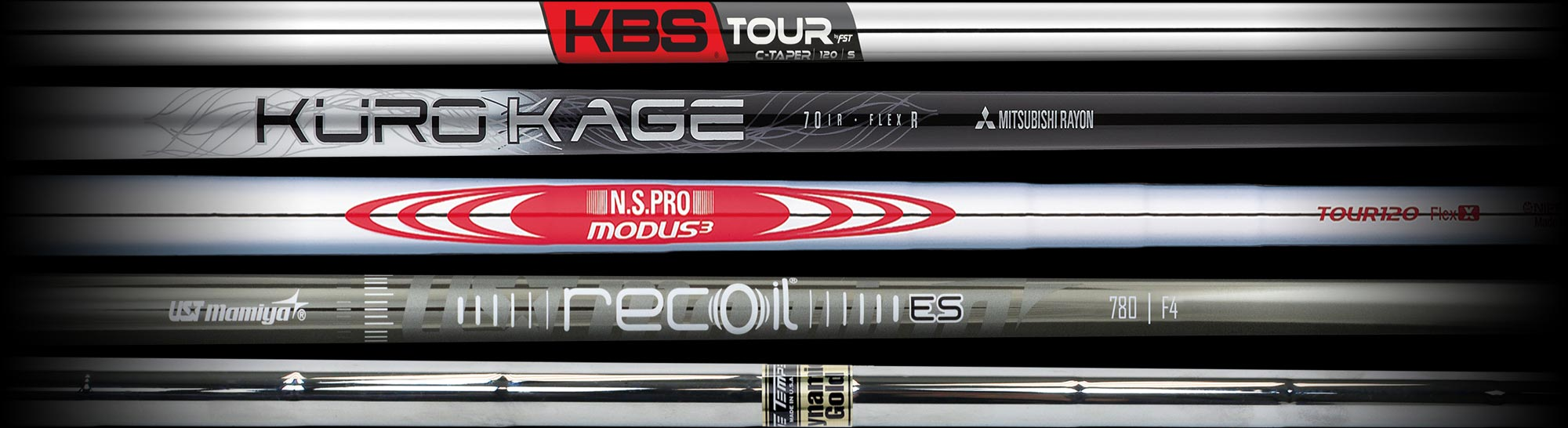 Available Shafts