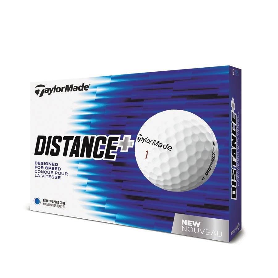 Distance+ Golf Balls | TaylorMade Golf