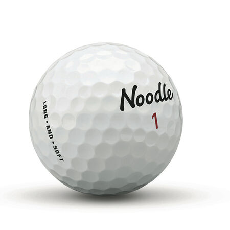 Noodle Long & Soft Golf Balls (15 ball pack)