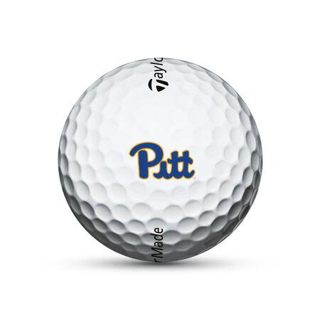 TP5x Pitt Panthers Golf Balls