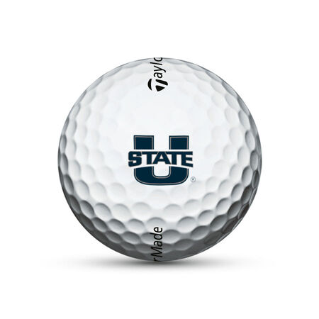 Project (a) Utah State Aggies Golf Balls