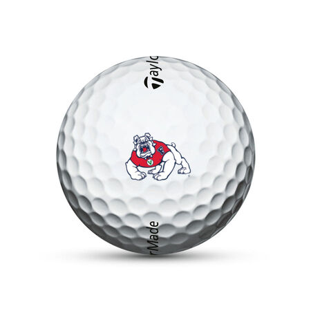 Project (a) Fresno State Bulldogs Golf Balls