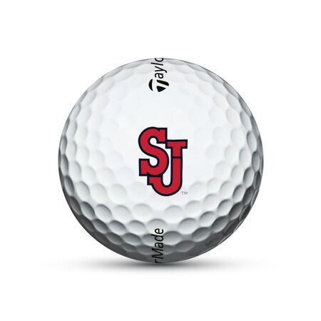 Project (a) St. Johns Red Storm Golf Balls