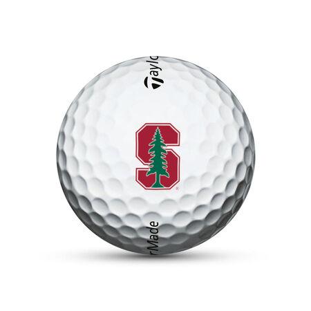 TP5x Stanford Cardinal Golf Balls