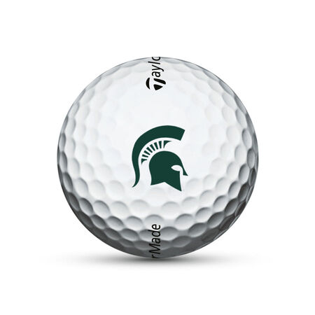 TP5x Michigan State Spartans Golf Balls