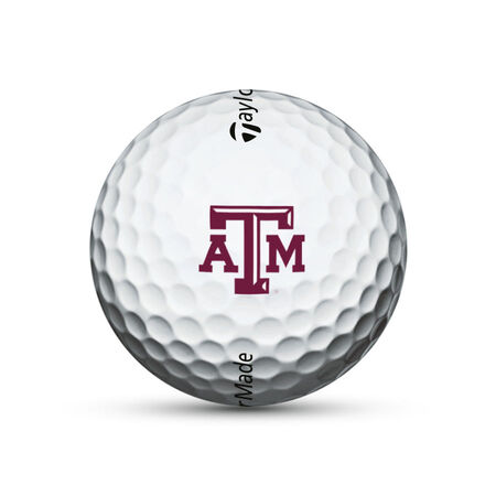 Project (a) Texas A&M Aggies Golf Balls