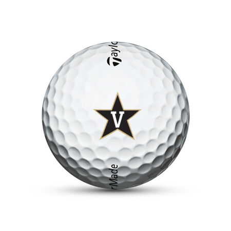 TP5x Vanderbilt Commodores Golf Balls