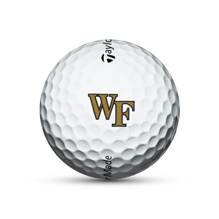 TP5x Wake Forest Demon Deacons Golf Balls