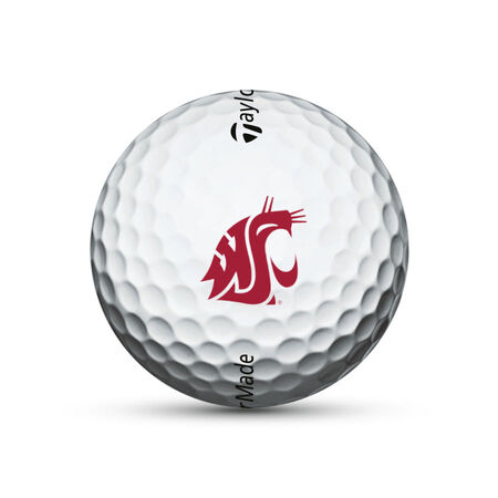 Project (a) Washington State Cougars Golf Balls