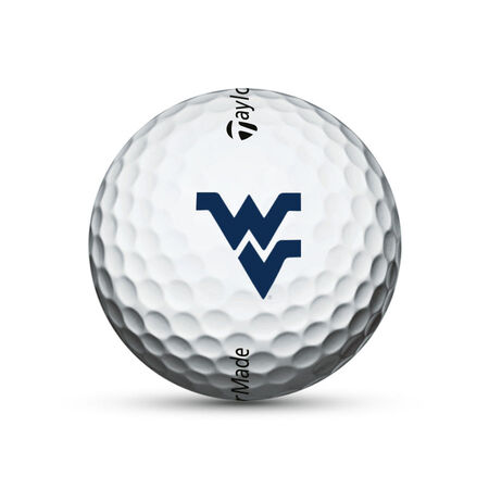 Project (a) West Virginia Mountaineers Golf Balls