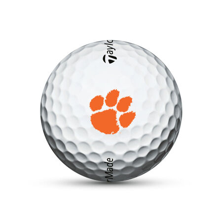 Project (a) Clemson Tigers Golf Balls