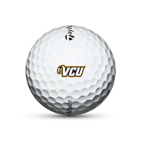 TP5 VCU Rams Golf Balls