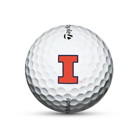 TP5x Illinois Fighting Illini Golf Balls