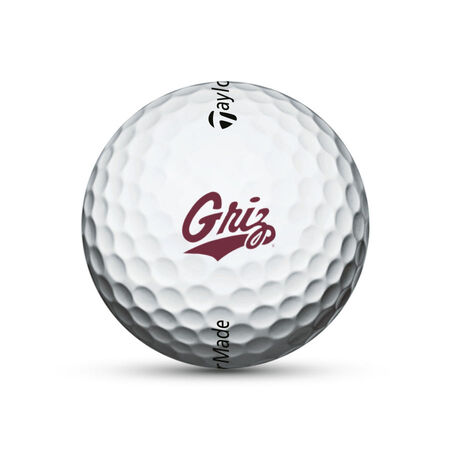 TP5 Montana Grizzlies Golf Balls