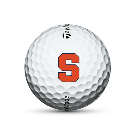 TP5x Syracuse Orange Golf Balls