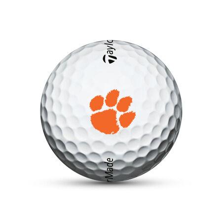 TP5x Clemson Tigers Golf Balls