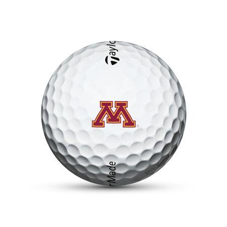 TP5x Minnesota Golden Gophers Golf Balls