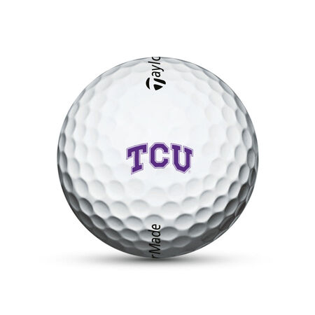 TP5x TCU Horned Frogs Golf Balls
