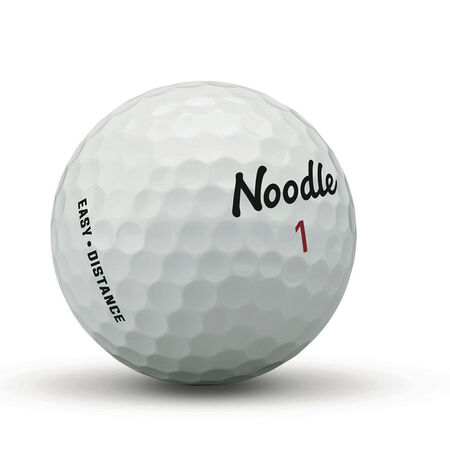 Noodle Easy Distance Golf Balls (15 ball pack)