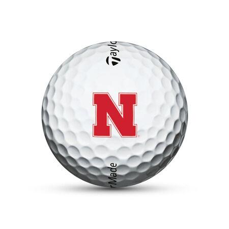 TP5x Nebraska Cornhuskers Golf Balls