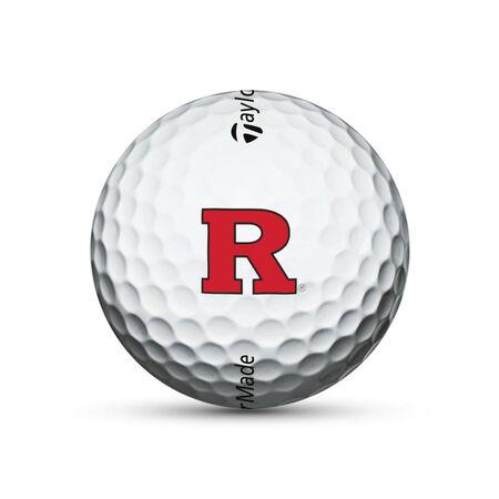 TP5x Rutgers Scarlet Knights Golf Balls