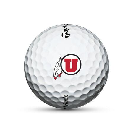 TP5x Utah Utes Golf Balls
