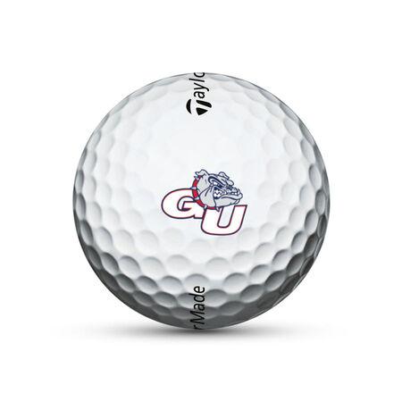 TP5x Gonzaga Bulldogs Golf Balls