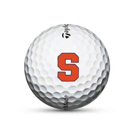 TP5x Syracuse Orange Golf Balls