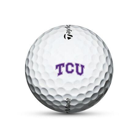 TP5x TCU Horned Frogs Golf Balls