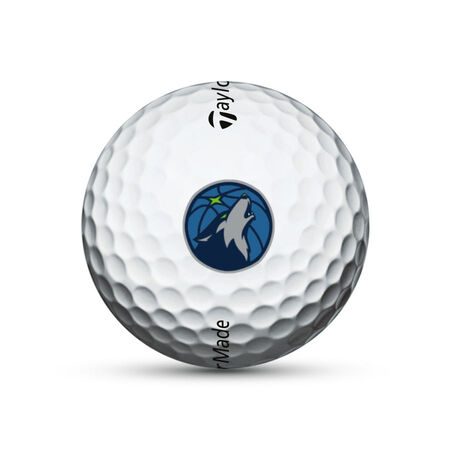 Minnesota Timberwolves TP5 Golf Balls