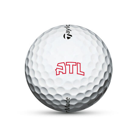 Atlanta Hawks TP5 Golf Balls