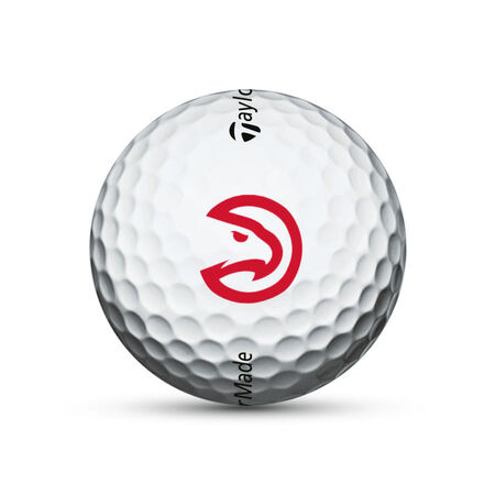 Atlanta Hawks TP5x Golf Balls