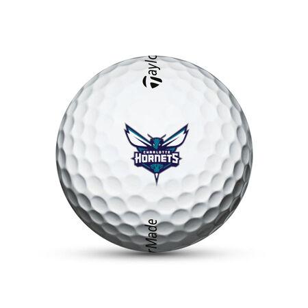 Charlotte Hornets TP5x Golf Balls