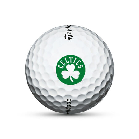 Boston Celtics TP5x Golf Balls