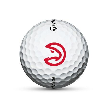 Atlanta Hawks Tour Response Golf Balls