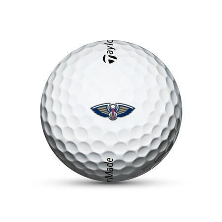 New Orleans Pelicans TP5x Golf Balls