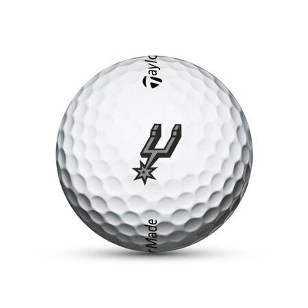 San Antonio Spurs Tour Response Golf Balls