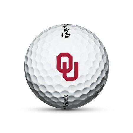 TP5x Oklahoma Sooners Golf Balls
