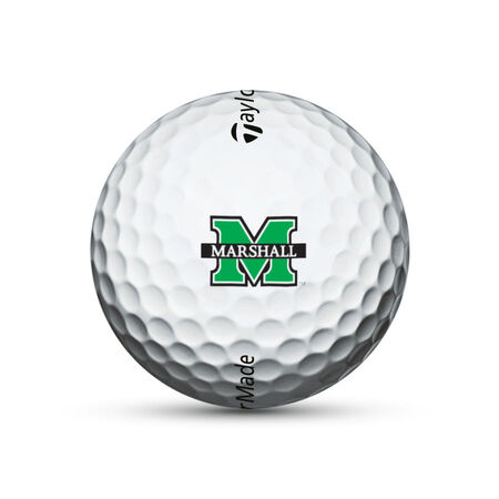 TP5x Marshall Thundering Herd Golf Balls