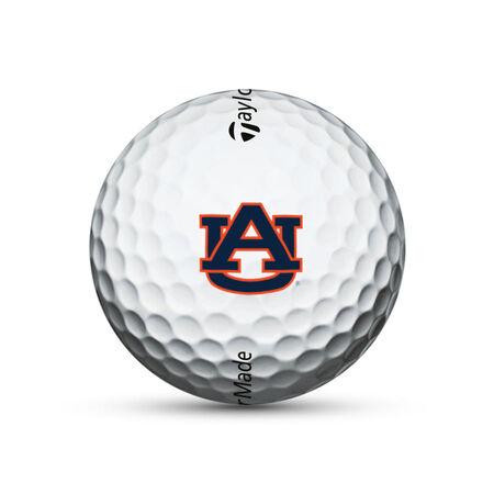 TP5 Auburn Tigers Golf Balls
