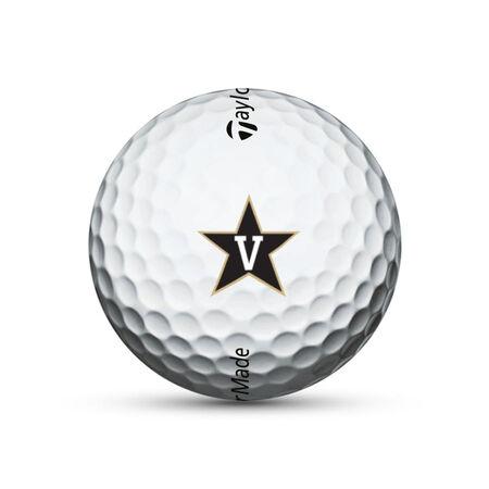 TP5 Vanderbilt Commodores Golf Balls