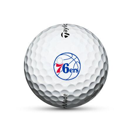 Philadelphia 76ers TP5x Golf Balls