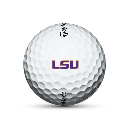 TP5 LSU Tigers Golf Balls
