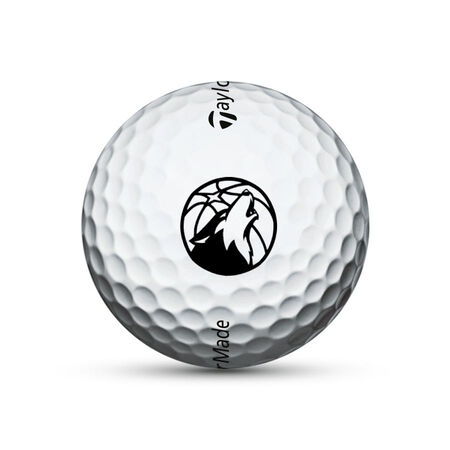 Minnesota Timberwolves Tour Response Golf Balls
