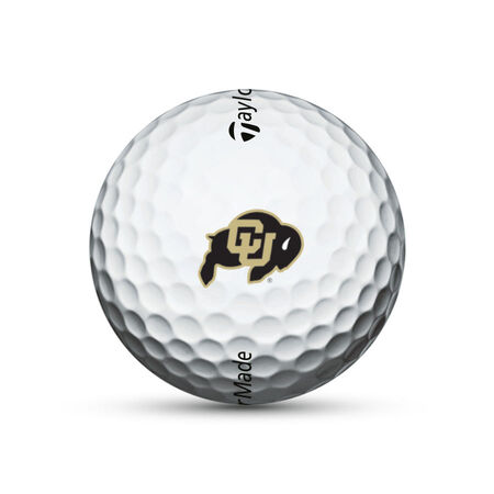 Colorado Buffaloes TP5x Golf Balls