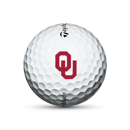 Oklahoma Sooners TP5x Golf Balls