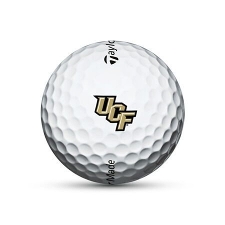 UCF Knights TP5x Golf Balls