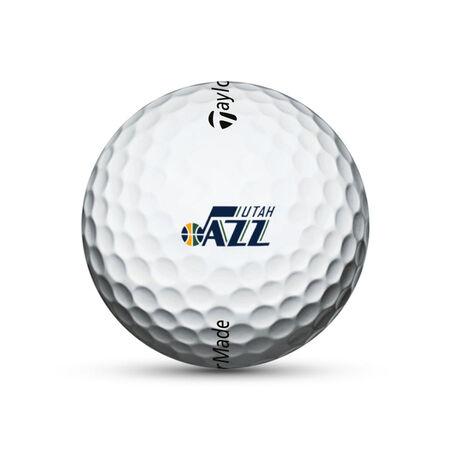 Utah Jazz TP5x Golf Balls