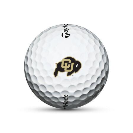 Colorado Buffaloes TP5x Golf Balls